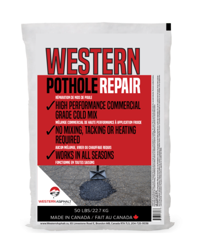 Western Pothole Repair