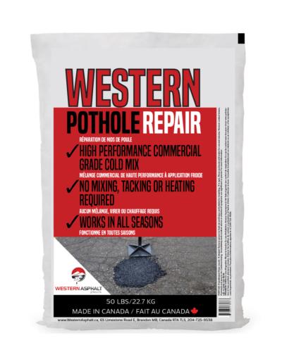 Western Pothole Repair